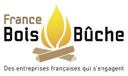 logo France bois bûche