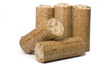 bûches compressées bois densifié